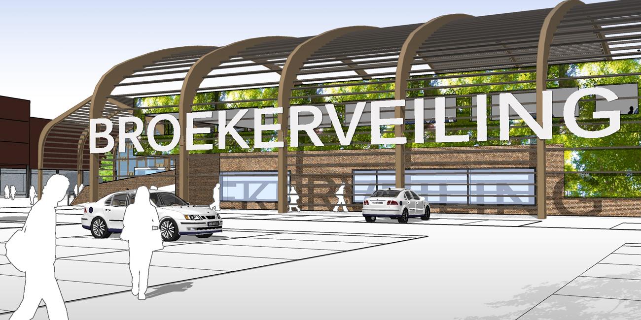 <p>Uitbreiding Winkelcentrum Langedijk – SVP architectuur en Stedenbouw</p>