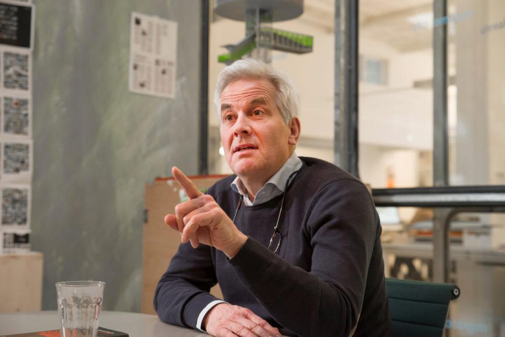 """Thomas Rau: """"Om circulair te worden, moeten we oefenen in doen wat nodig is"""""""