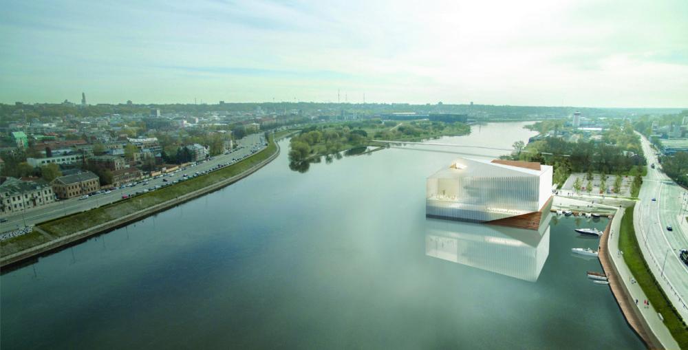 Finalisten Concerthal Kaunas, Litouwen bekend