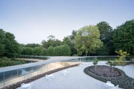 Winnaar ARC17 Detail: Bezoekerspaviljoen Park Vijversburg –  STUDIO MAKS & JUNYA.ISHIGAMI+ASSOCIATES