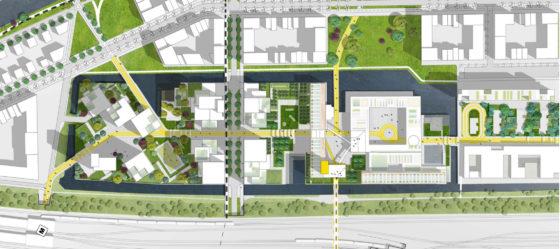 Vijf plannen voor de Bijlmer Bajes in Amsterdam