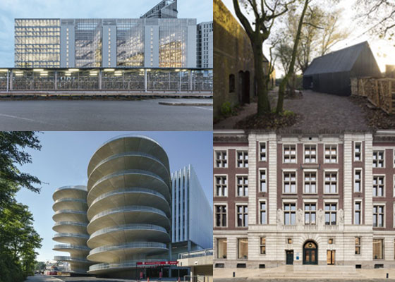 Nominaties ARC17 Architectuur bekend