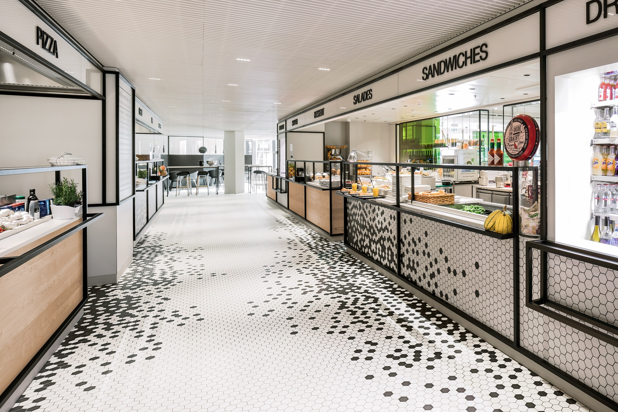 i29 The Kitchen de Bijenkorf Utrecht. Foto: Ewout Huibers