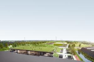 ARC17 Innovatie: Sportpark Willem-Alexander – MoederscheimMoonen Architects