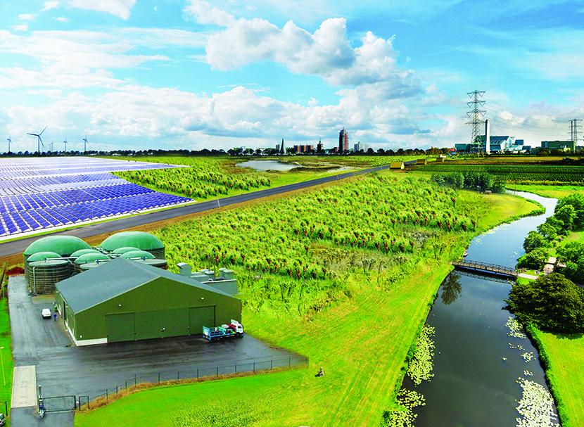 Ben Wegdam Energietransitie in de regio kandidaat De Meester 2017 en kandidaat Archiprix 2018