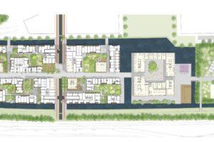 Bijlmer Bajes plannen: Vreiland