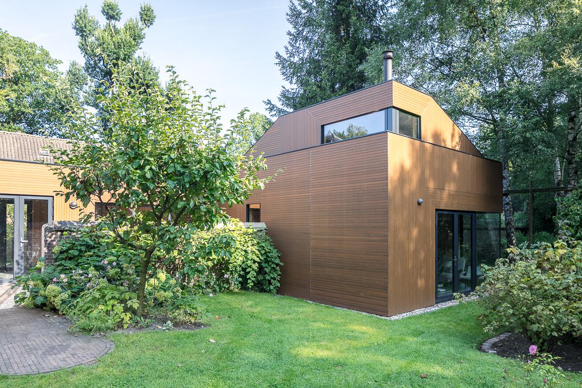 Arc architectuur tuinhuis atelier u richèl lubbers architecten