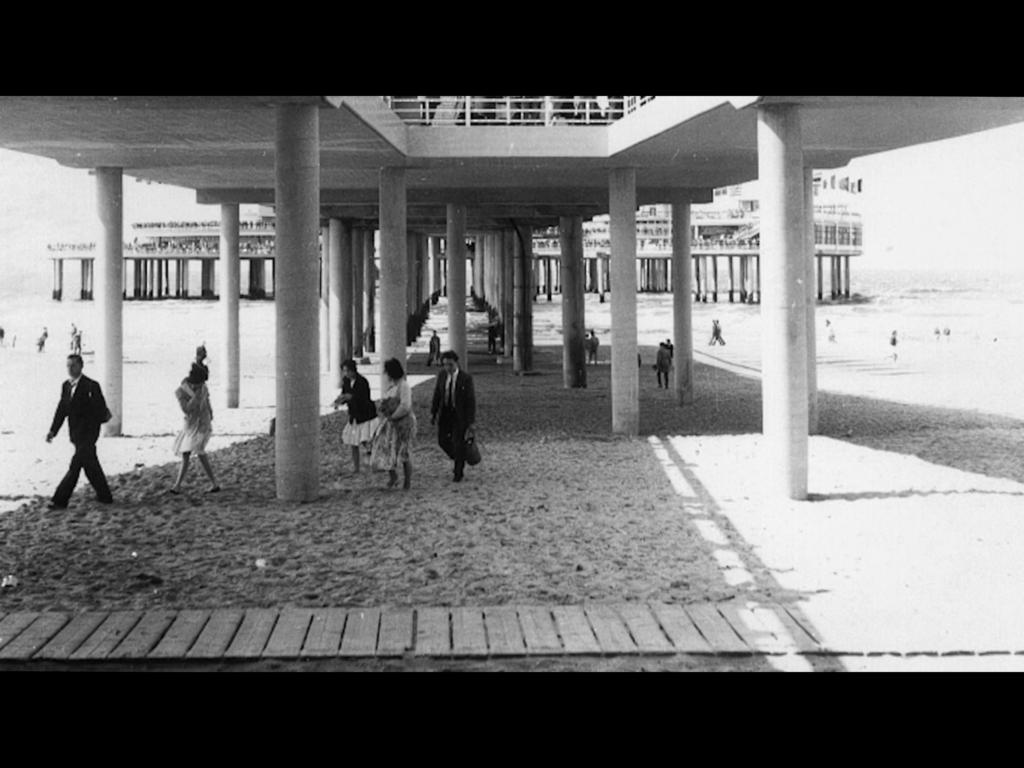 De Pier van Maaskant op AFFR
