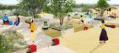 LOLA en Waalpartners ontwerpen nieuw plein voor Universiteit Twente