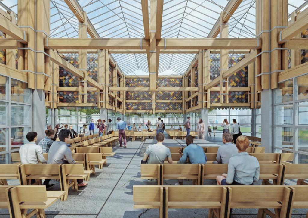 People Pavilion World Design Event 2017