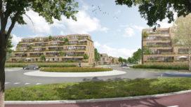 Groene woningen als sluitstuk Alphen aan de Rijn