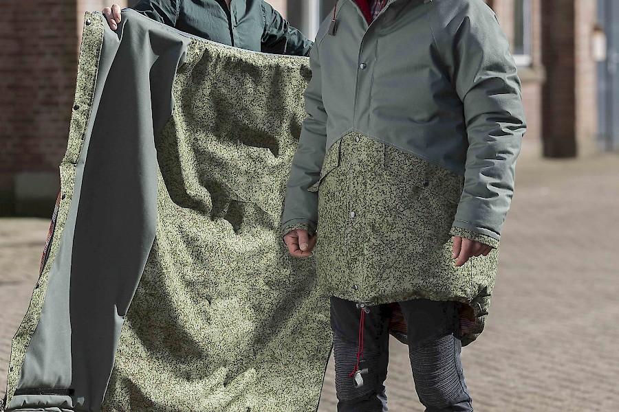 Sheltersuit Bas Timmer