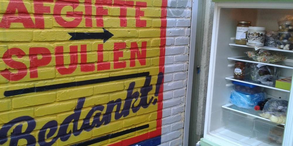 Weggeefwinkel in Utrecht