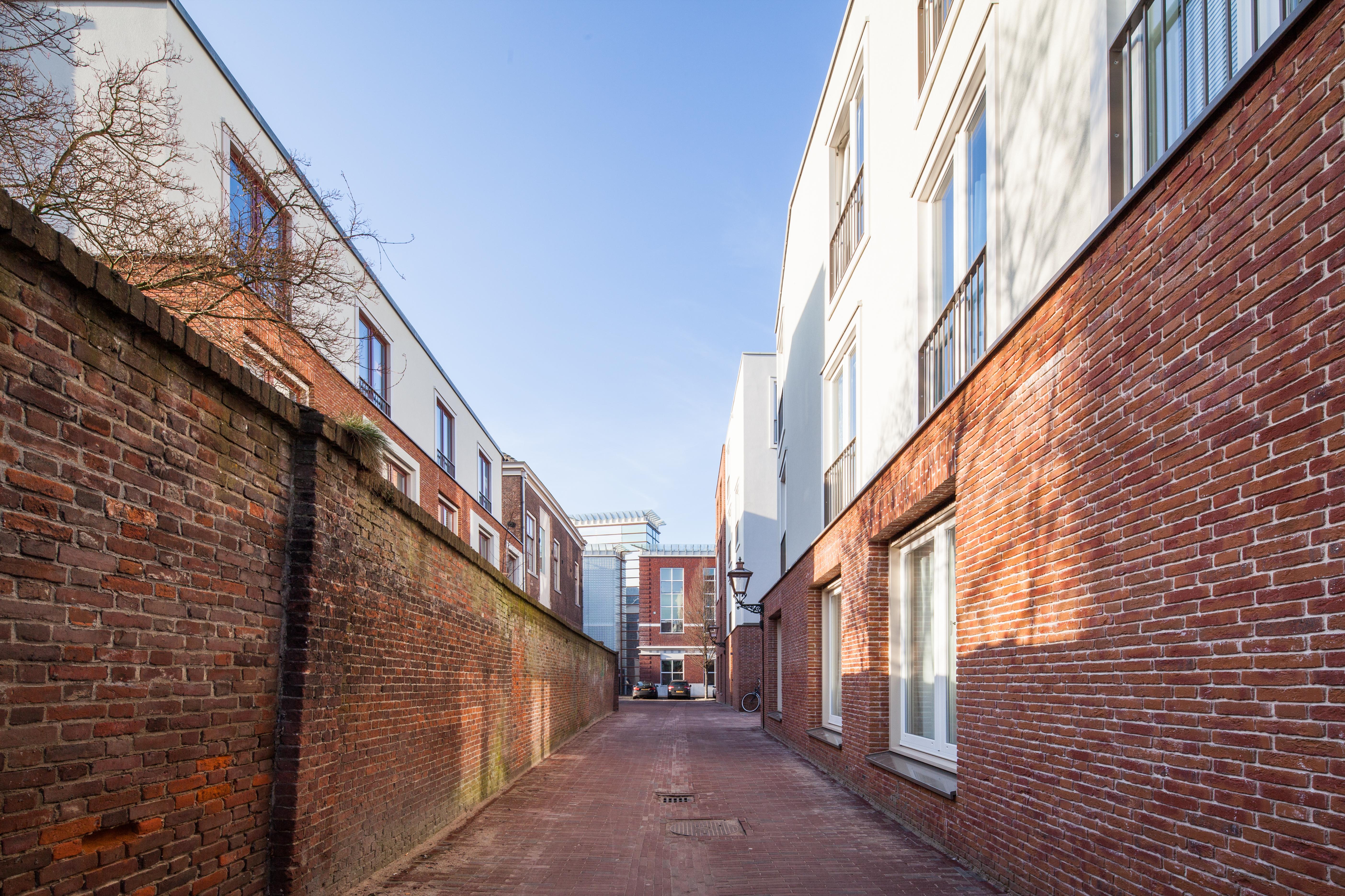 <p>Studentenhuisvesting Langebrug door Mecanoo</p>