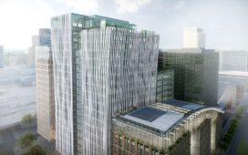 WTC Amsterdam krijgt uitbreiding van PLP Architecture