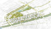 Ontwerp voor stadswijk Merwede gepresenteerd