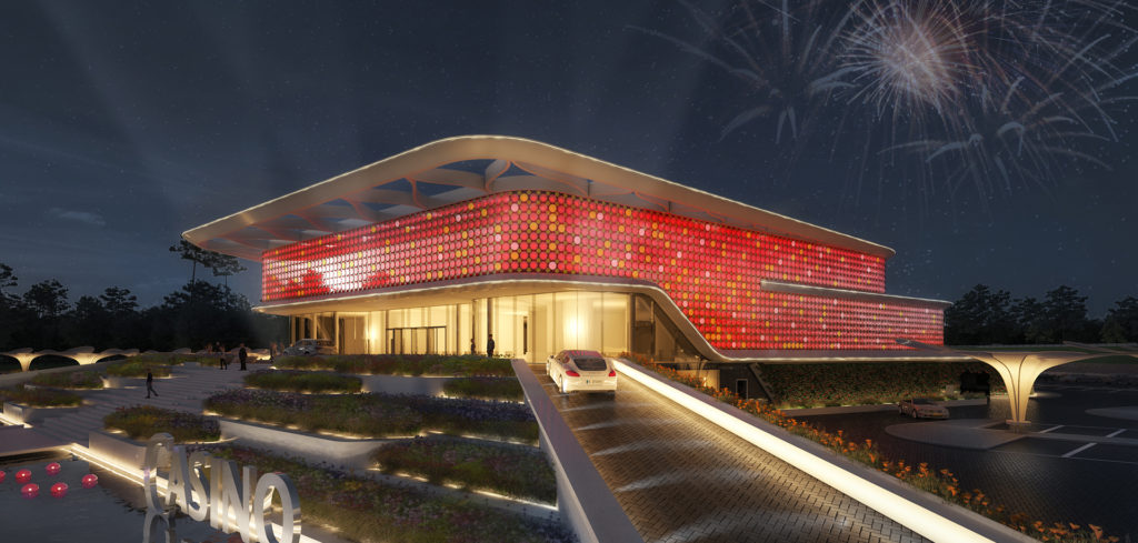 Casino Venlo door MVSA Architects
