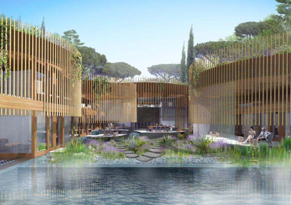 Pergola Galore – Off Grid Villa, Camargue, Frankrijk