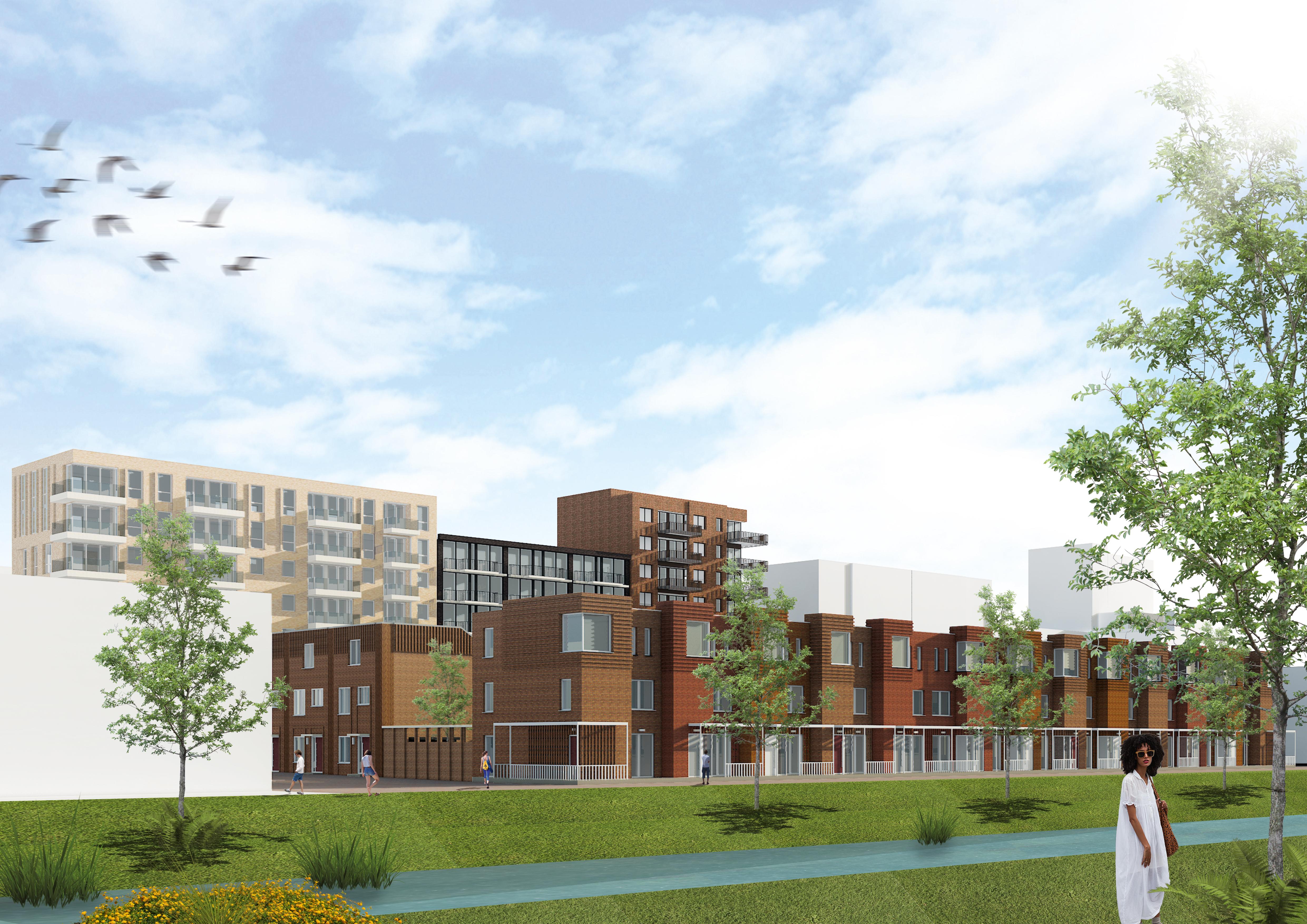 Haarlem bouwt aan de entree de architect