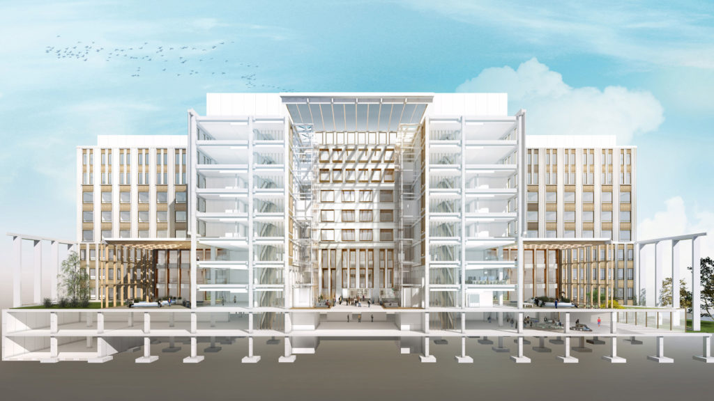 EGM Architecten Radboud UMC