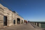 Hastings Pier wint RIBA Stirling Prize 2017