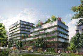 Atelier Kempe Thill wint met innovatief kantoorgebouw