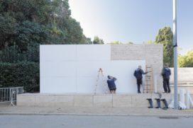 Barcelona-paviljoen Mies van der Rohe verliest zijn marmeren muren