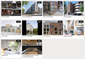 Shortlist Rotterdam Architectuurprijs bekend
