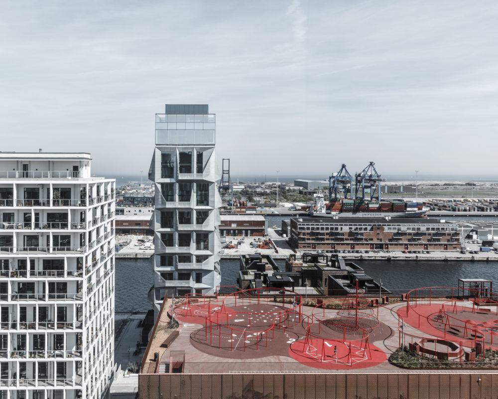Unieke transformatie in vorm en functie – The Silo in Kopenhagen (DK) door COBE