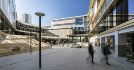 De KdG Campus wordt een geavanceerde onderwijsfaciliteit