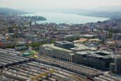 Masterplan Europaallee Zürich – KCAP