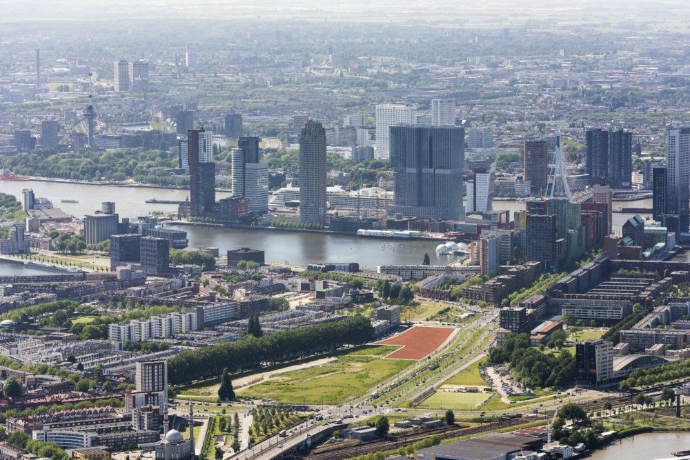Architecten initiëren collectieve woningbouw Overmaas Rotterdam