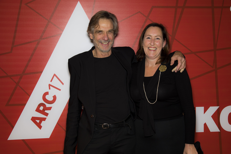 <p>ARC17: Marie Cecile Groenland en partners. Foto: Elvins Fotografie</p>