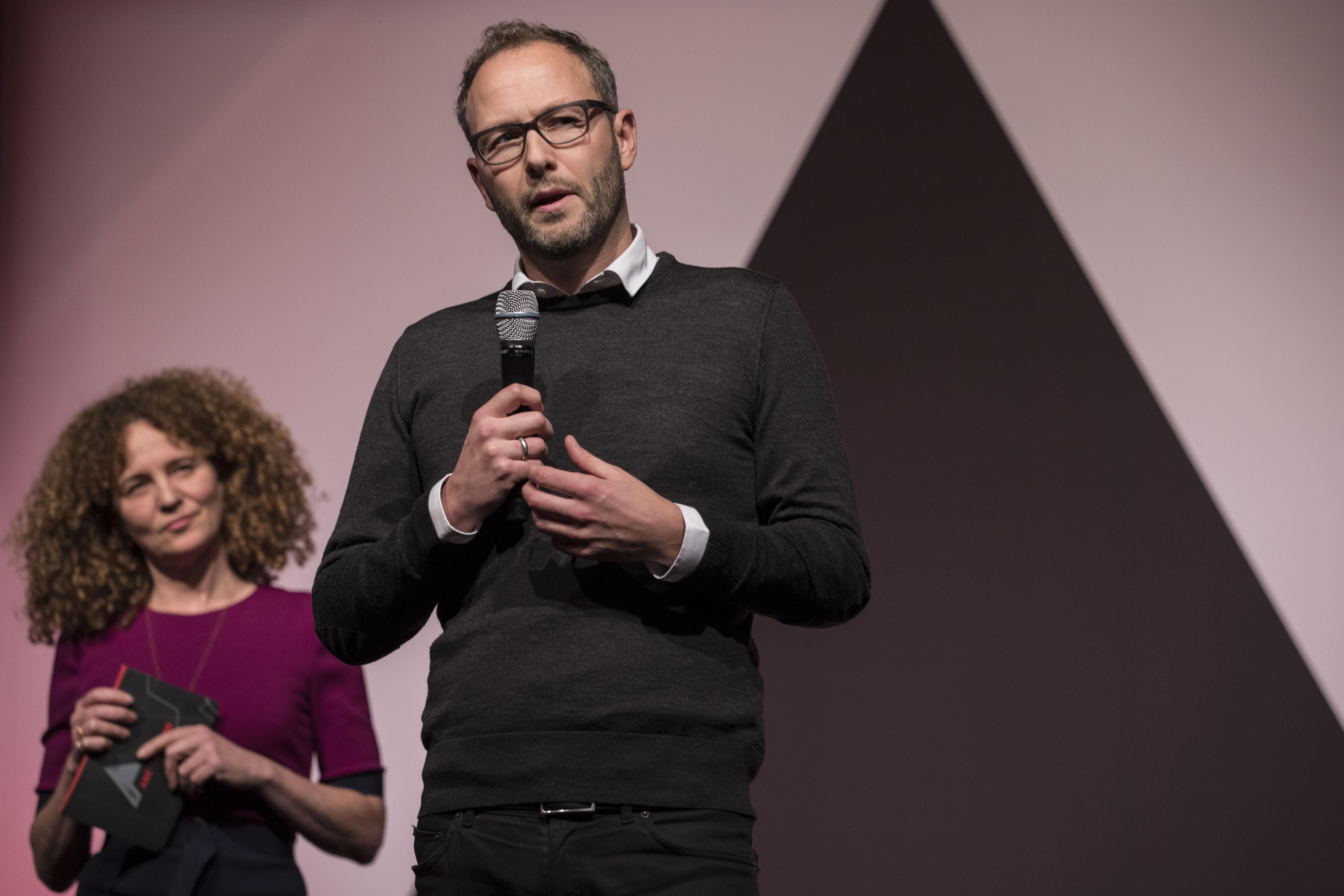 <p>Reimar von Meding, (voorzitter ARC17 Jong Talent). Foto: Elvins Fotografie</p>