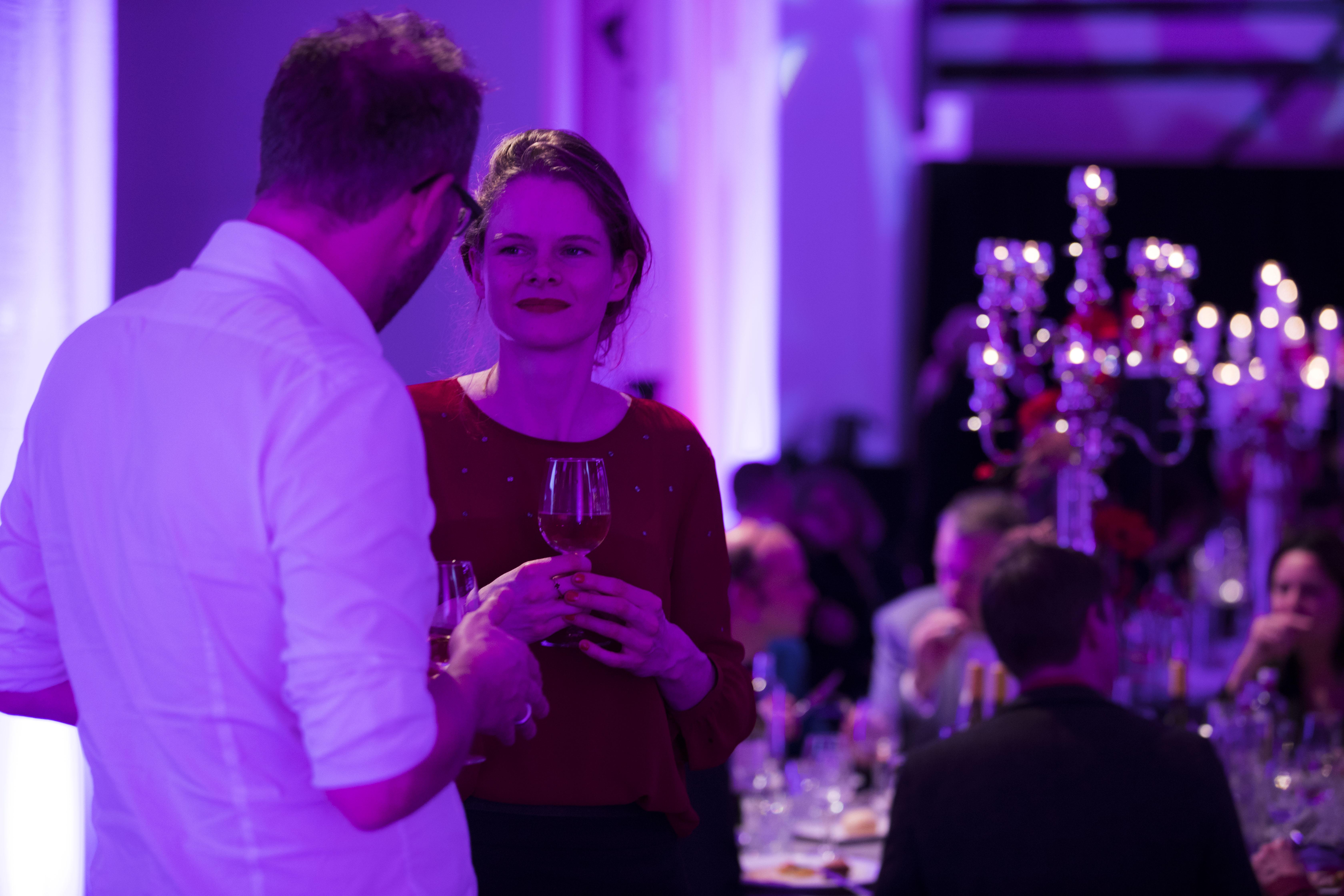 <p>Elsbeth Ronner, een van de genomineerden van de ARC17 Jong Talent Award. Foto Elvins Fotografie</p>
