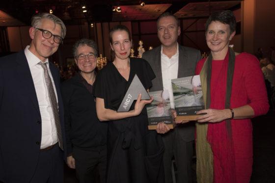 STUDIO MAKS en JUNYA.ISHIGAMI+ASSOCIATES winnen de ARC17 Detail Award. Foto Elvins Fotografie