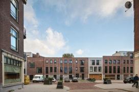 CPO Hooidrift en Universiteitsbibliotheek winnen Rotterdam Architectuurprijs 2017