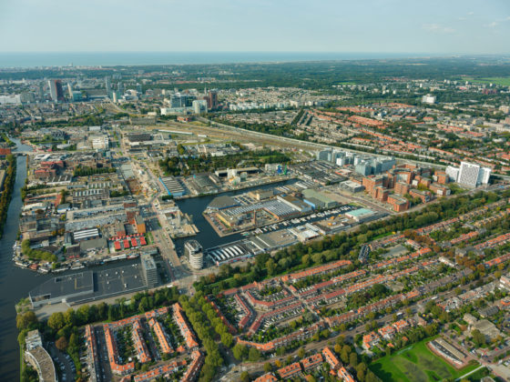 10.000 nieuwe woningen rond Haagse stations