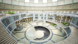 Toch geen University College in Haarlem