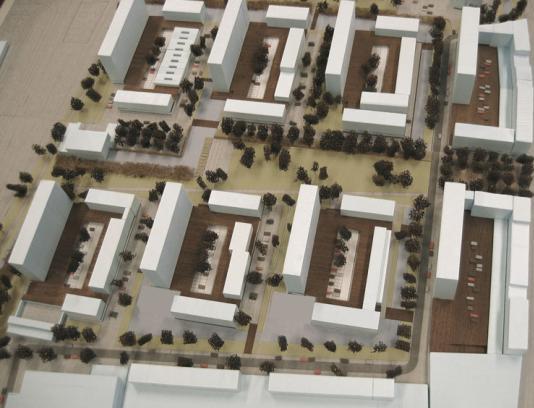 Concept, ontwikkeld door Palmbout Urban Landscapes