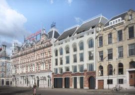 Nieuwe buren voor Hulstkampgebouw Rotterdam