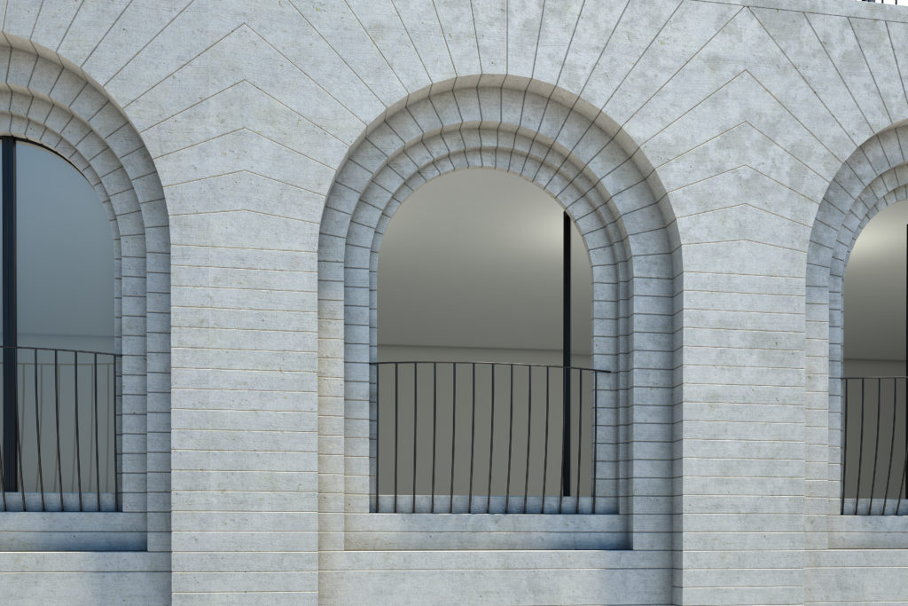 Uitbreiding Hulstkampgebouw Rotterdam door V8 architects