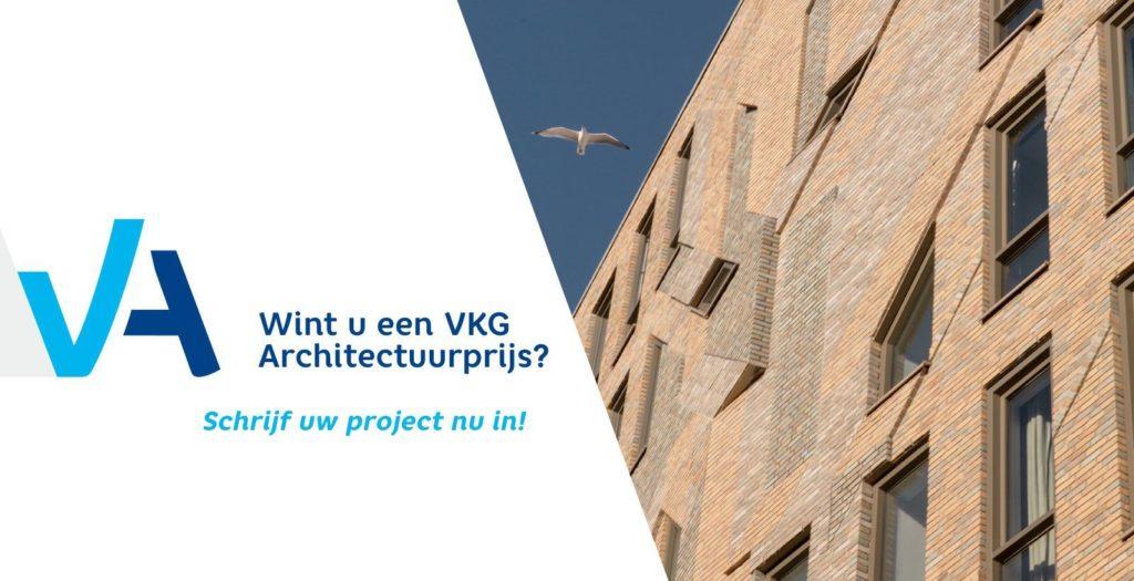 Inschrijven VKG Architectuurprijs 2018