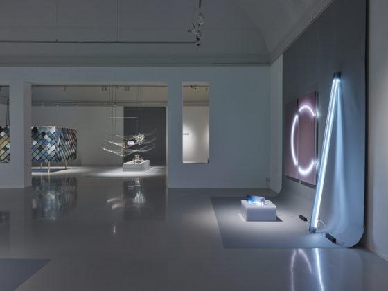 Tentoonstellingsontwerp Limburg Design Award door Maurice Mentjens. Foto: Serge Technau