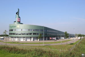 Bloemenveiling Plantion in Ede – Breddels Architecten