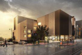 Mecanoo vervangen bij bouw Oldham Coliseum Theatre
