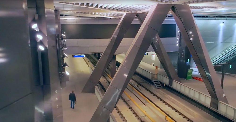 Meubels Amsterdam Noord : Opening noord zuidlijn in amsterdam gevierd de architect