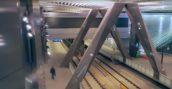 Laatste keer rondlopen in de Noord/Zuidlijn Amsterdam