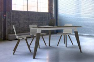 Loft – circulair tafelprogramma door Drentea