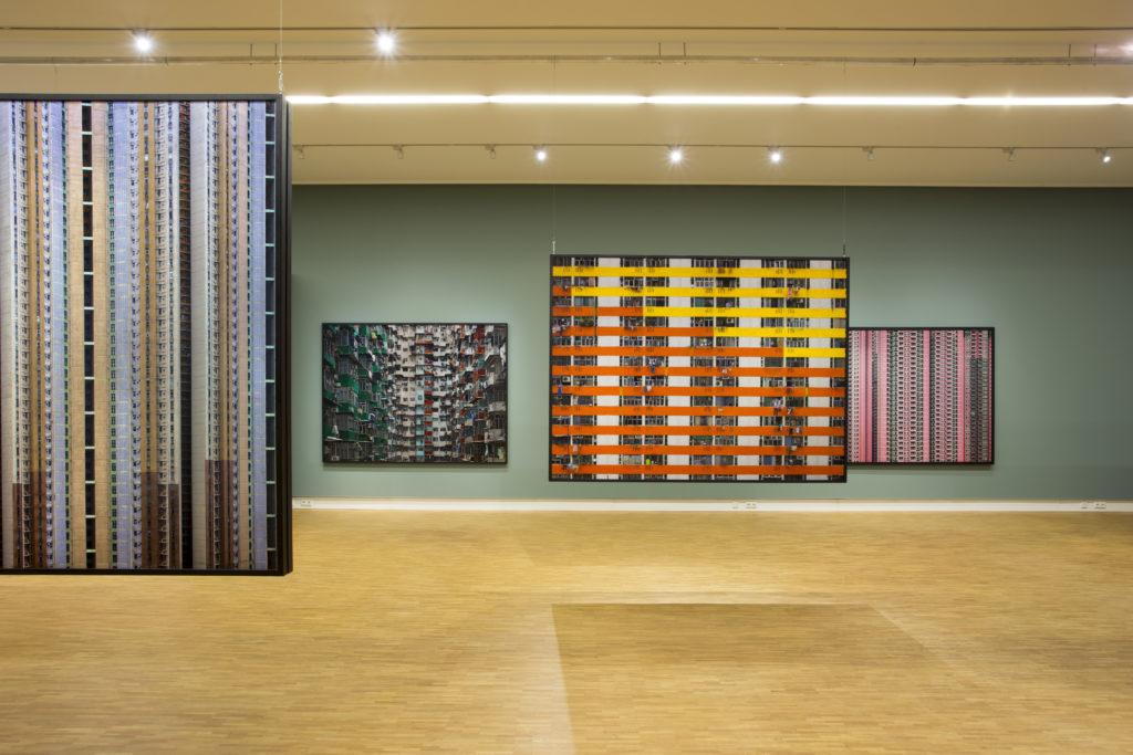Solotentoonstelling Michael Wolf in het Fotomuseum Den Haag